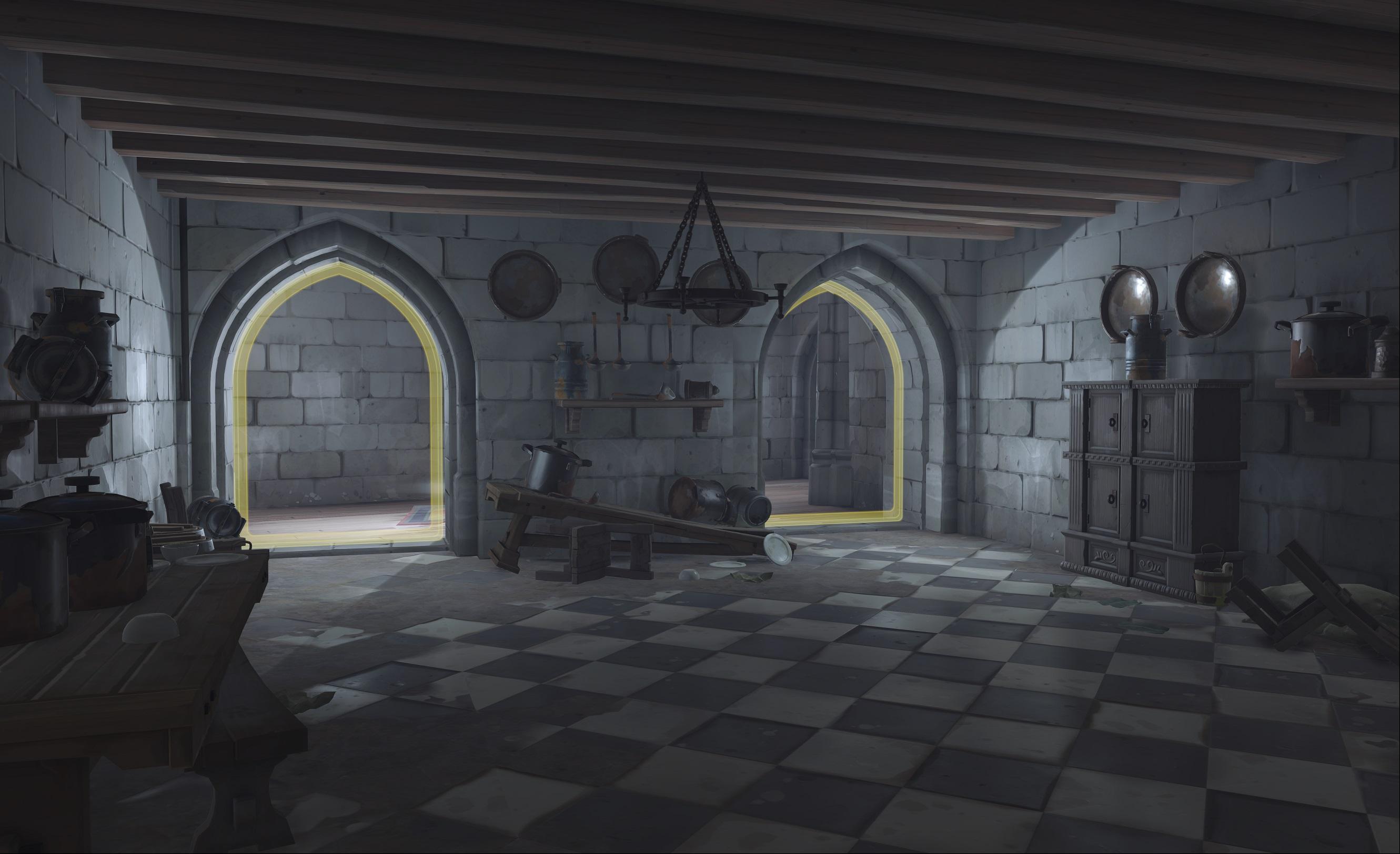 Nová mapa pro Overwatch nás zavede do hradu a přilehlého městečka v Německu 128680