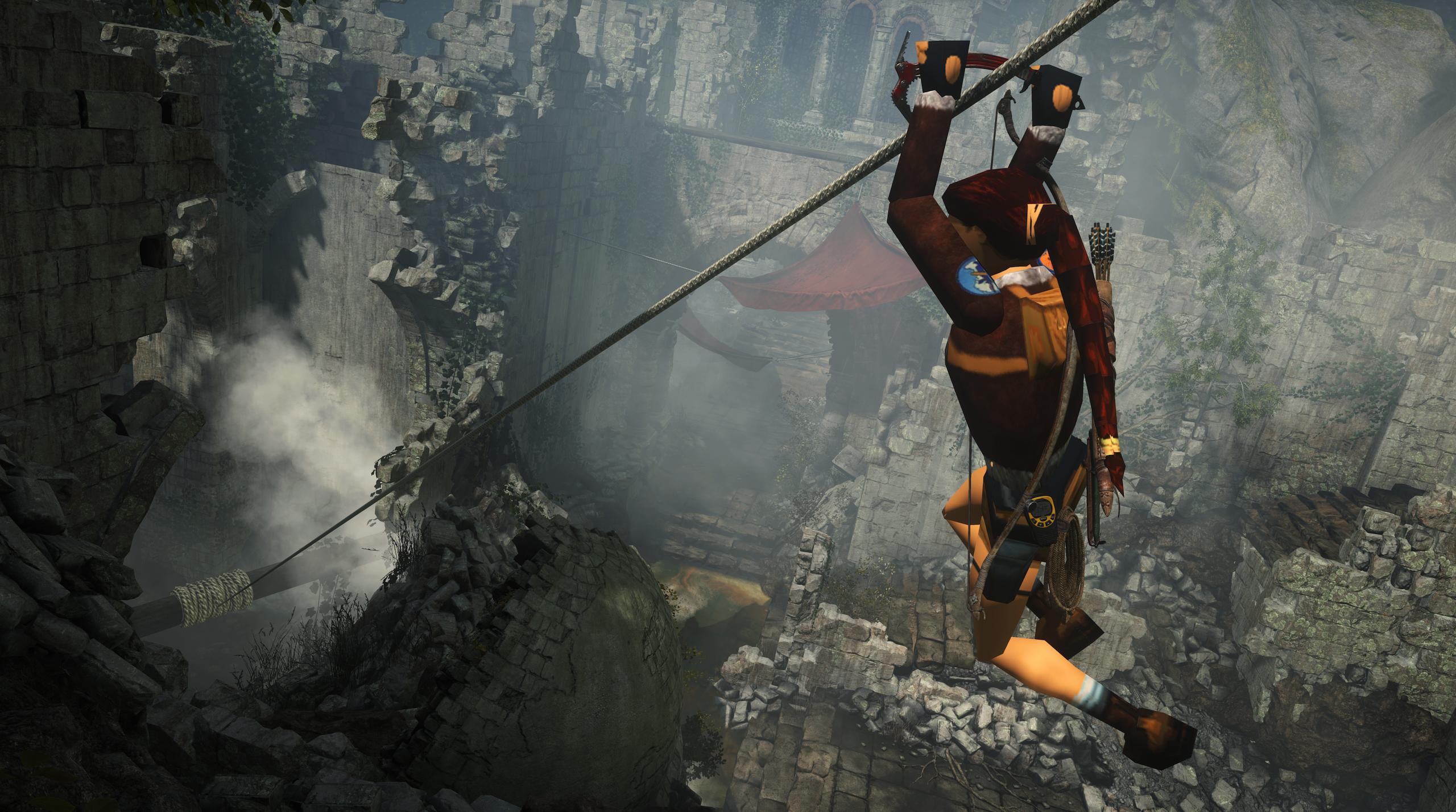 Několik nových obrázků z připravovaných DLC pro Rise of the Tomb Raider 128709