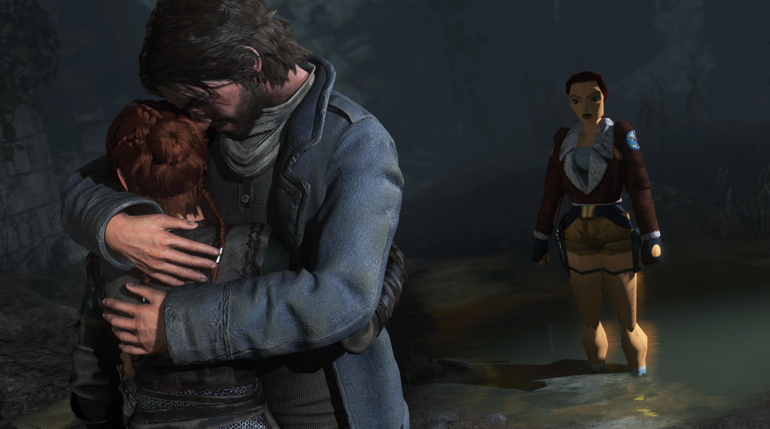 Několik nových obrázků z připravovaných DLC pro Rise of the Tomb Raider 128710