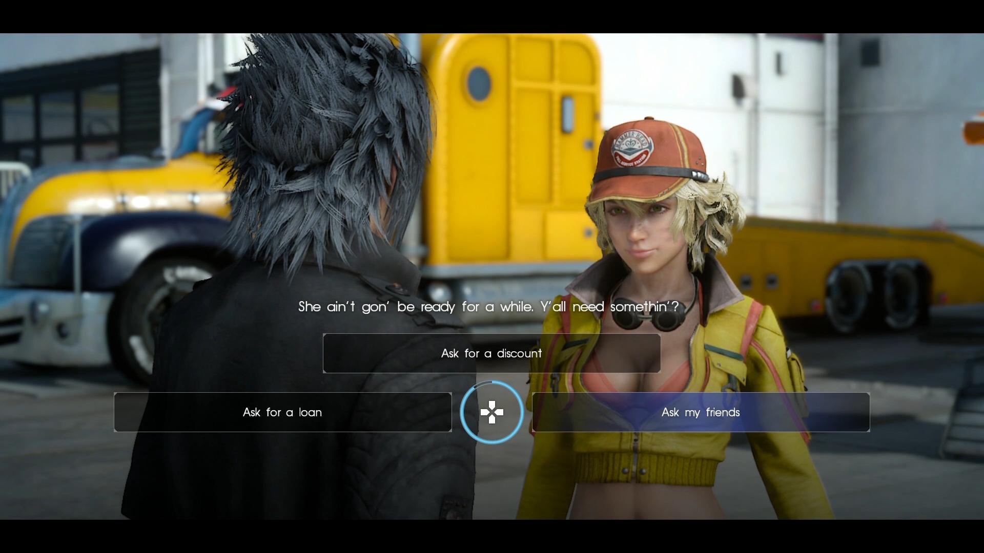 Final Fantasy XV na obrázcích z Gamescomu 2016 128722