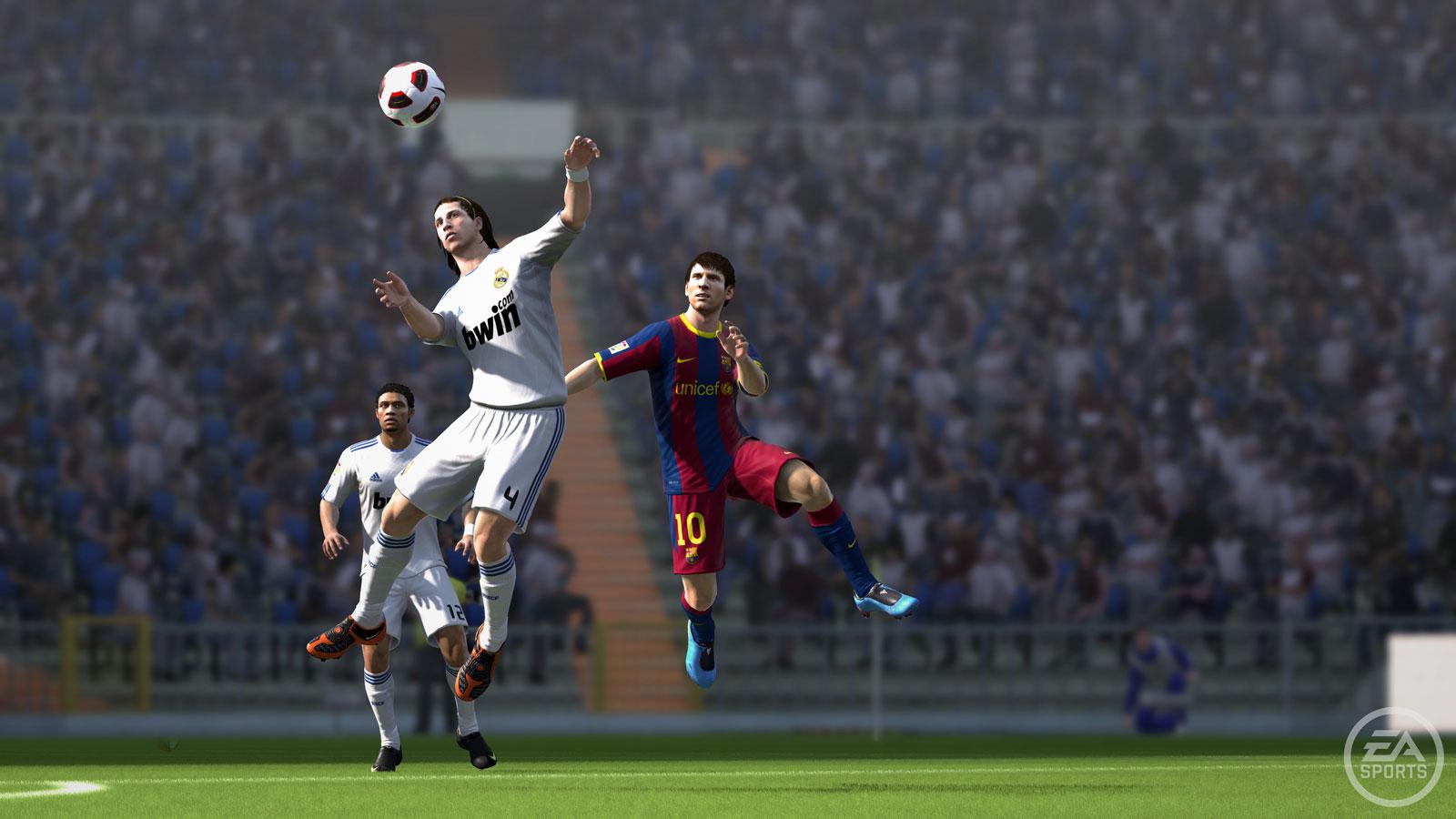 FIFA 11 – nejlepší se stal ještě lepším 12873