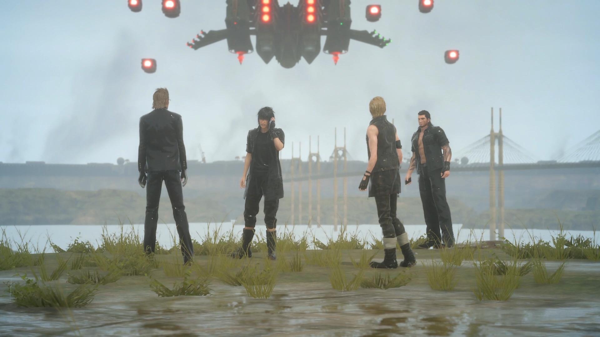Final Fantasy XV na obrázcích z Gamescomu 2016 128743