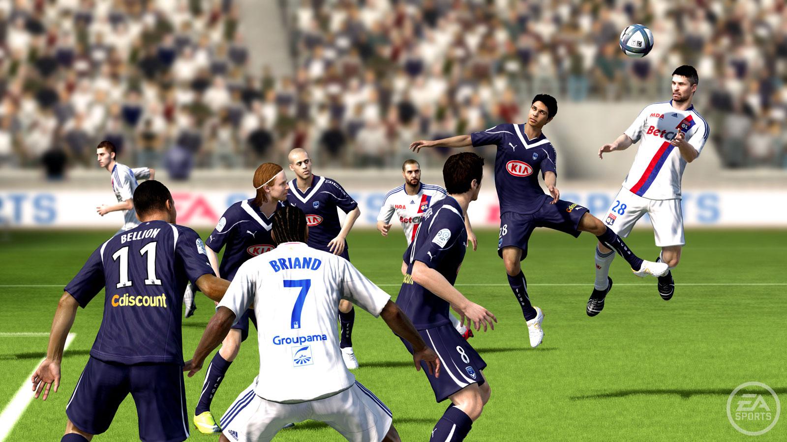 FIFA 11 – nejlepší se stal ještě lepším 12875