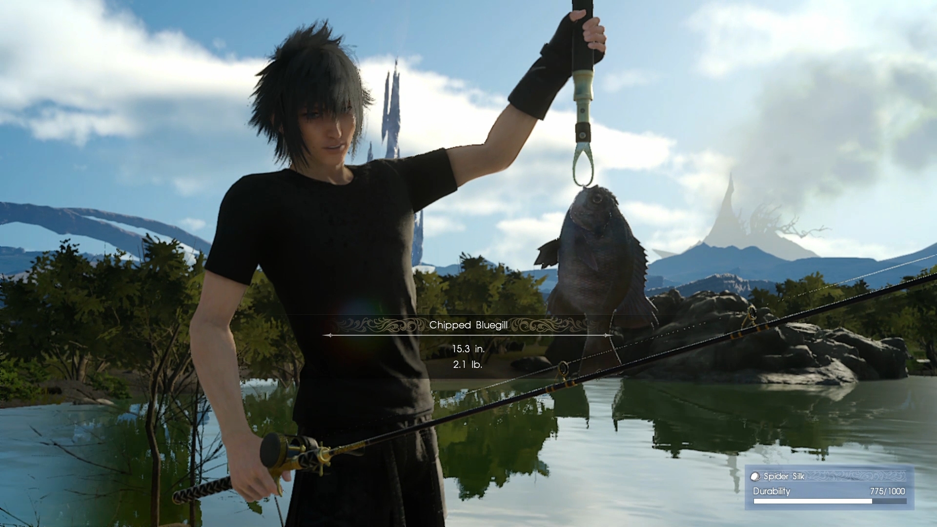 Final Fantasy XV na obrázcích z Gamescomu 2016 128759