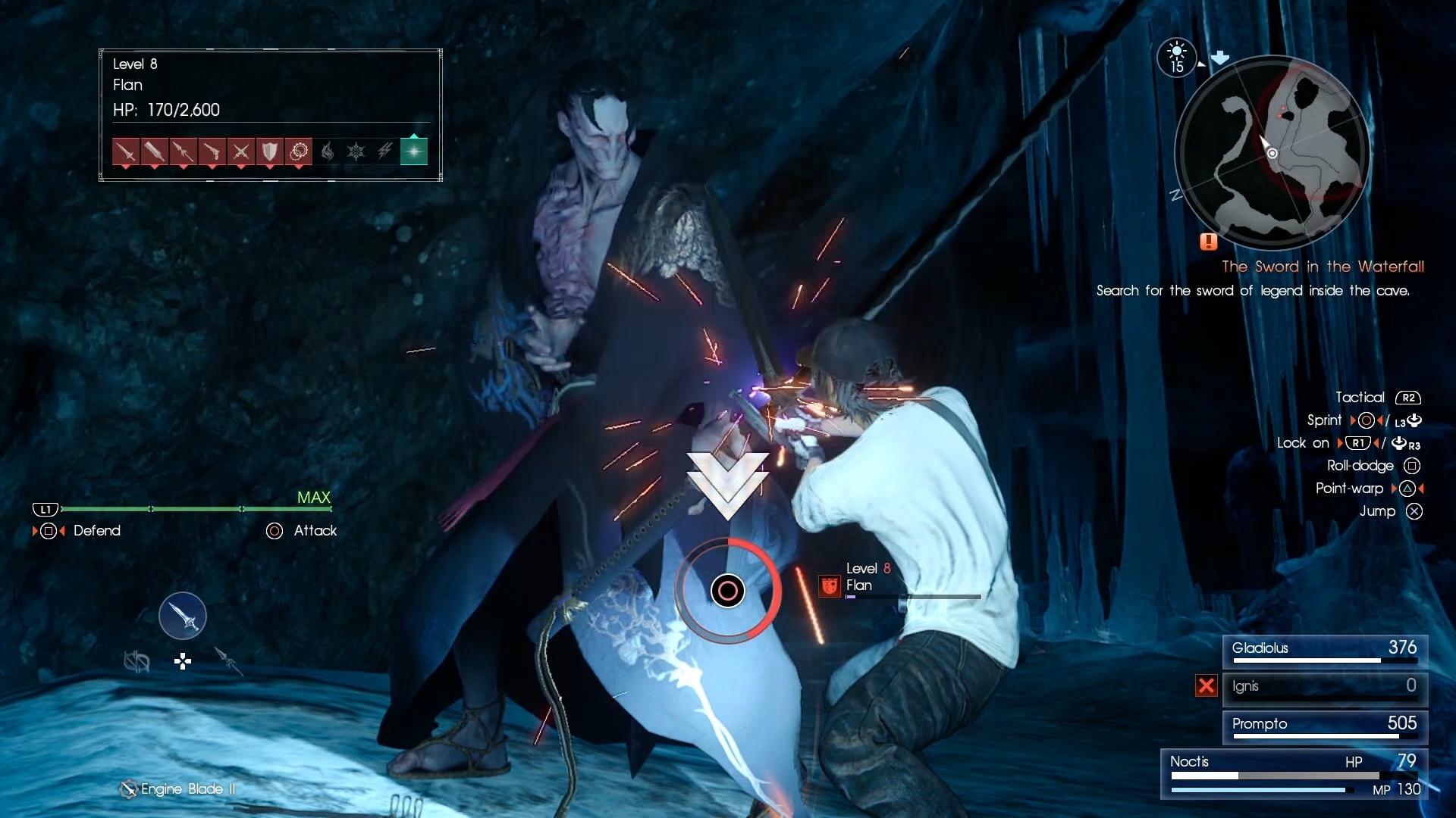 Final Fantasy XV na obrázcích z Gamescomu 2016 128765