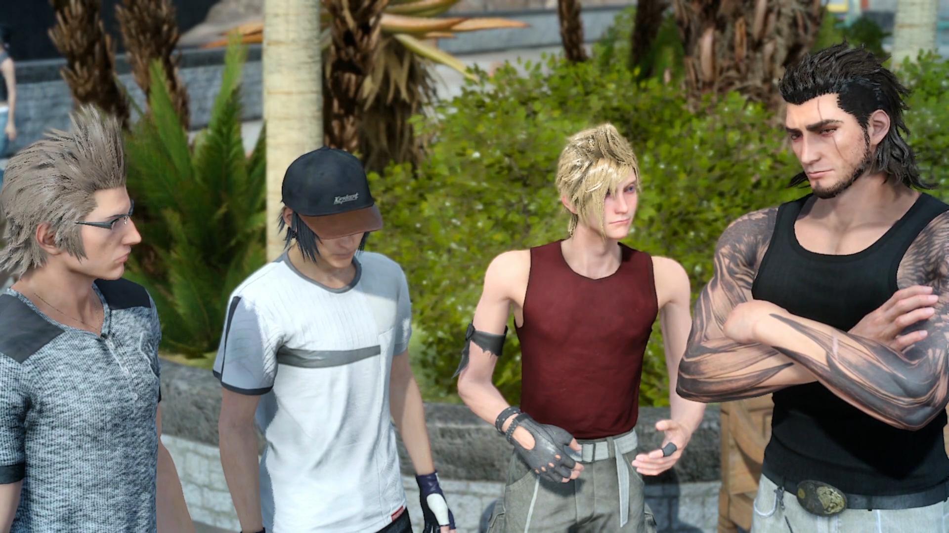 Final Fantasy XV na obrázcích z Gamescomu 2016 128767
