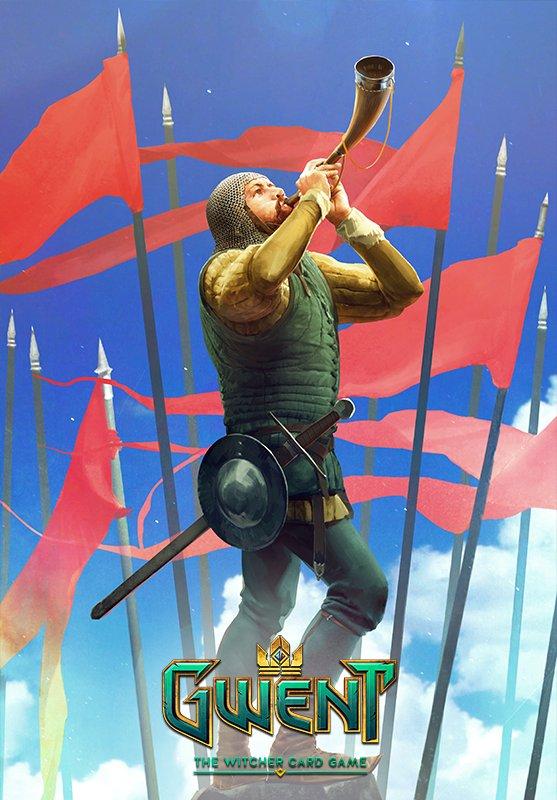 Krátký trailer Gwent: The Witcher Card Game láká do bety 128796