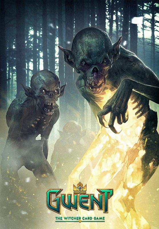 Krátký trailer Gwent: The Witcher Card Game láká do bety 128797