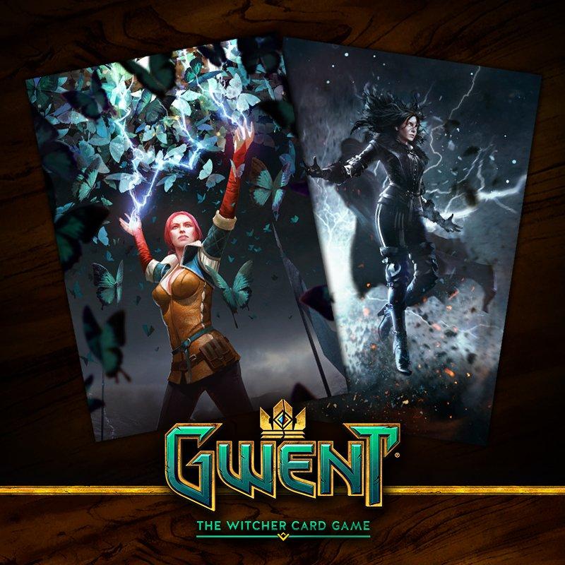 Krátký trailer Gwent: The Witcher Card Game láká do bety 128798