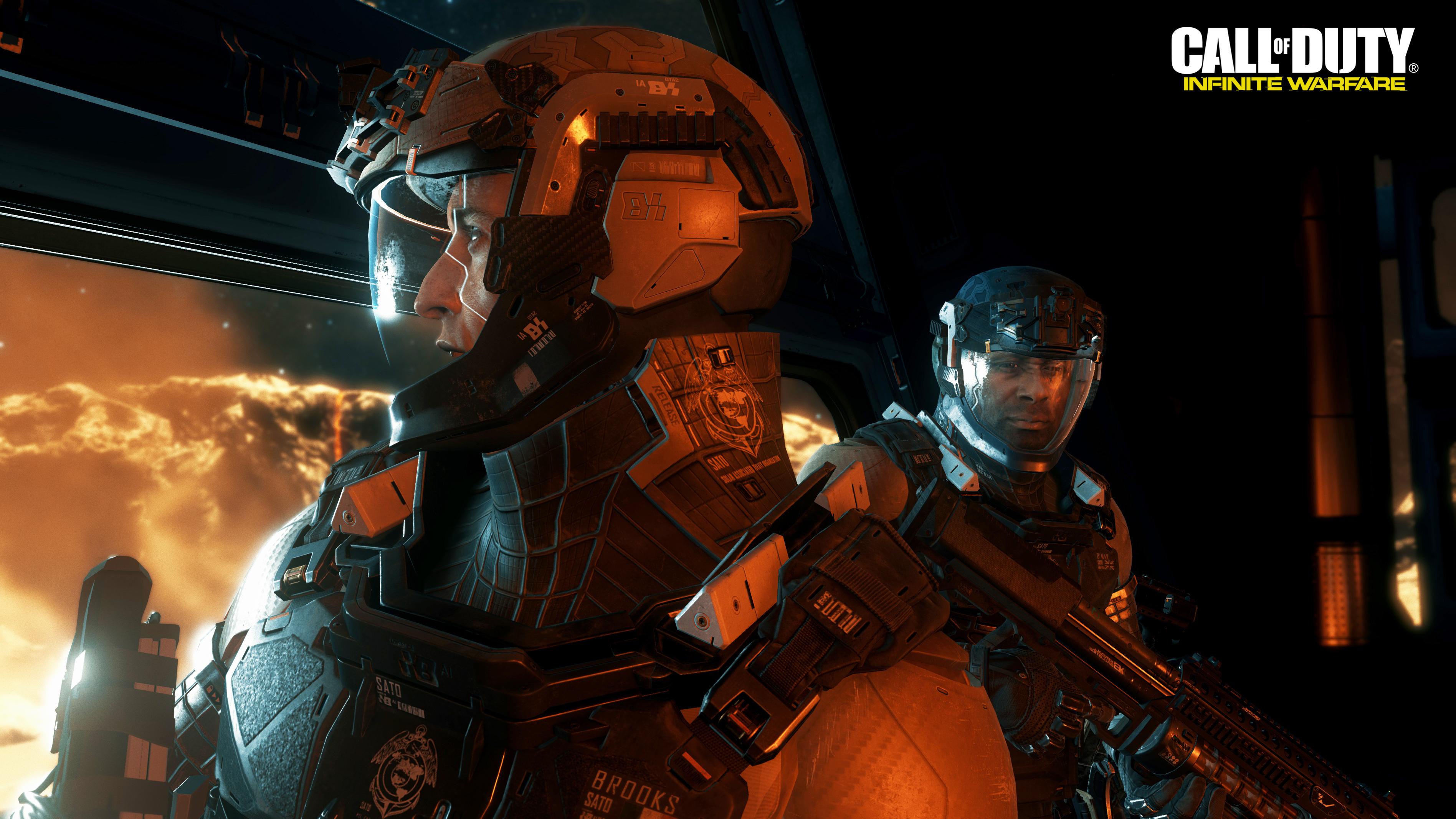 Další screenshoty z Call of Duty: Infinite Warfare a Modern Warfare Remastered 128837
