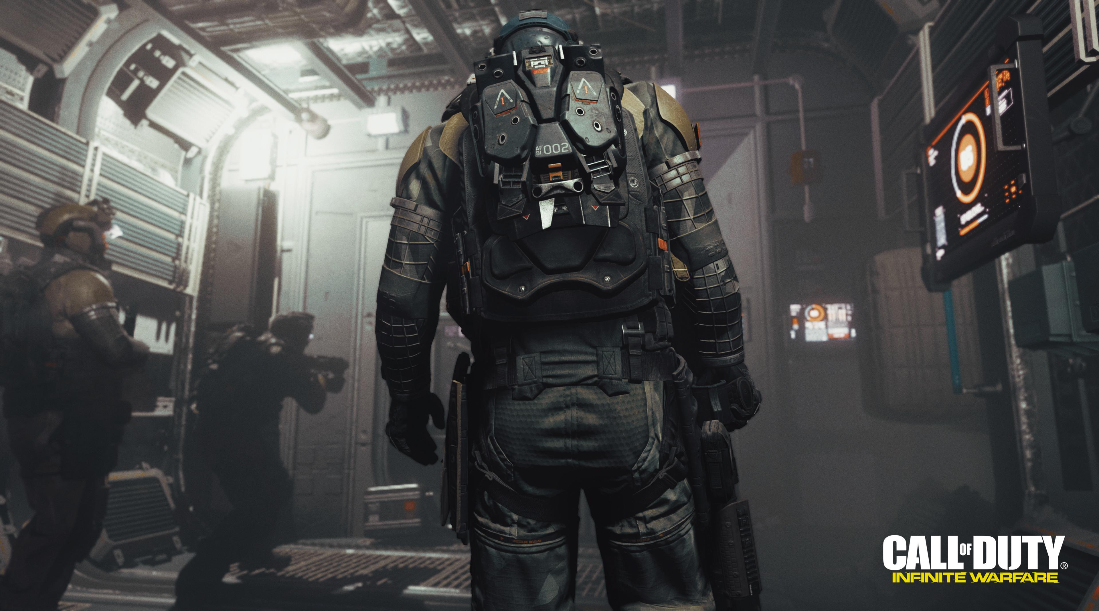 Další screenshoty z Call of Duty: Infinite Warfare a Modern Warfare Remastered 128839