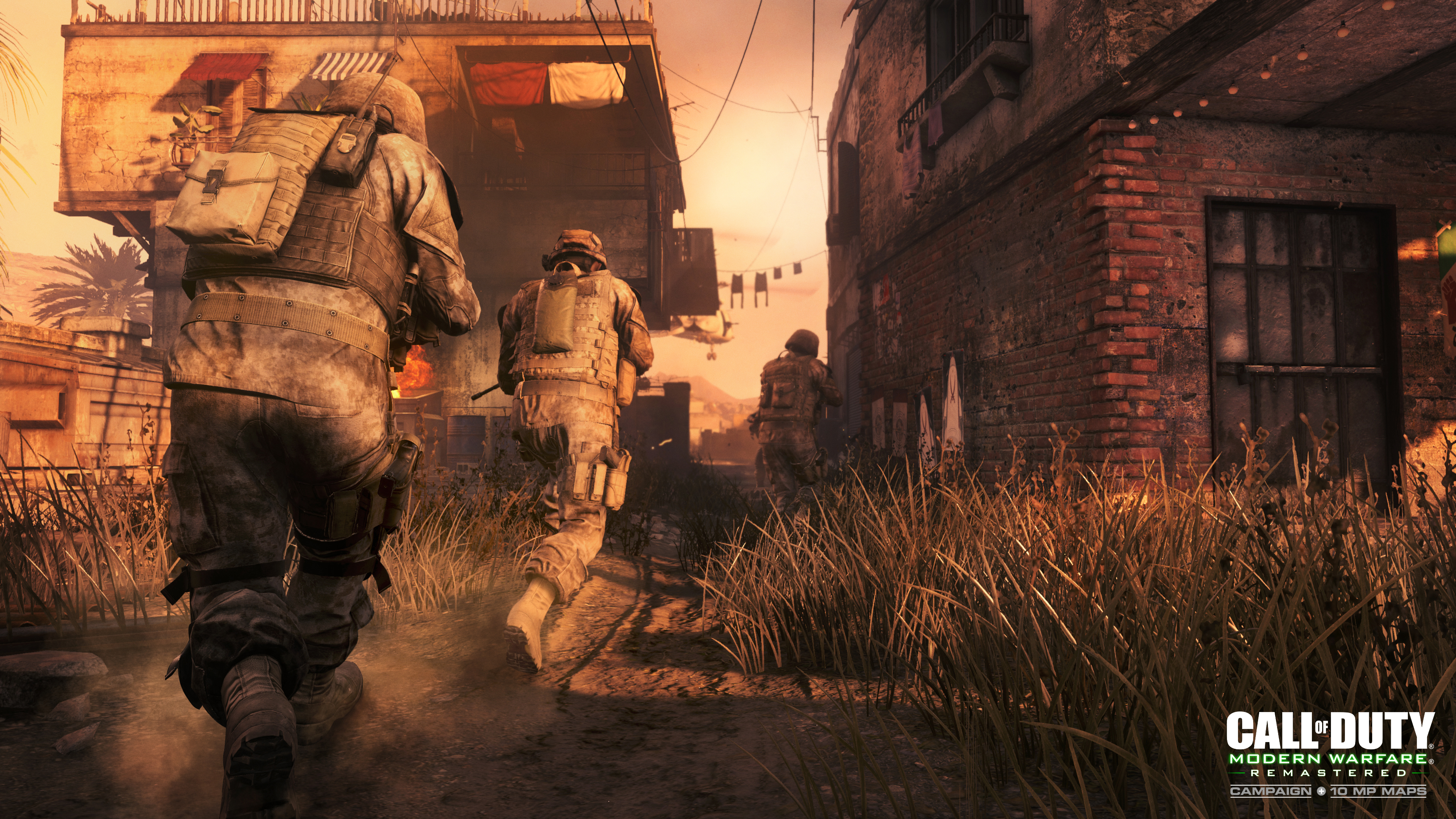 Další screenshoty z Call of Duty: Infinite Warfare a Modern Warfare Remastered 128842
