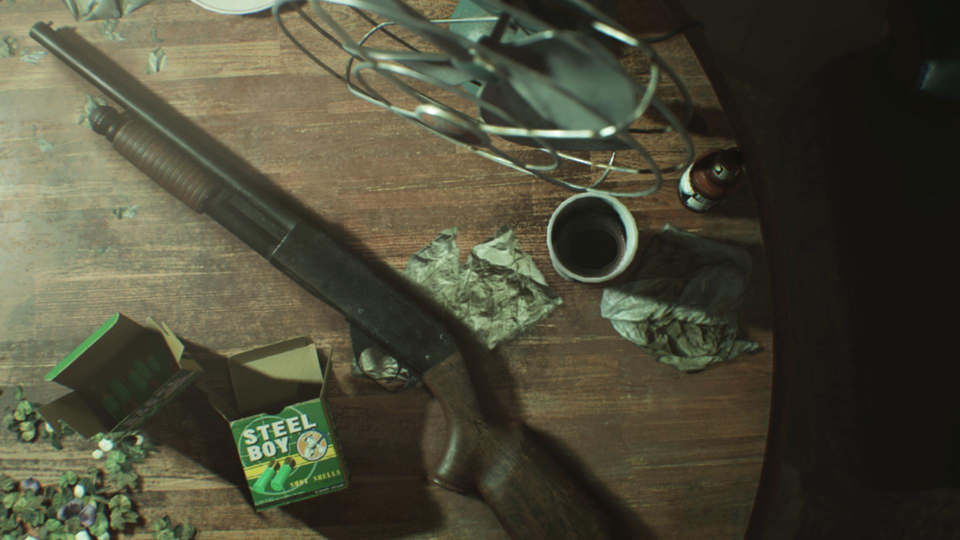 Resident Evil 7 v traileru pro Gamescom a nové screenshoty 128847