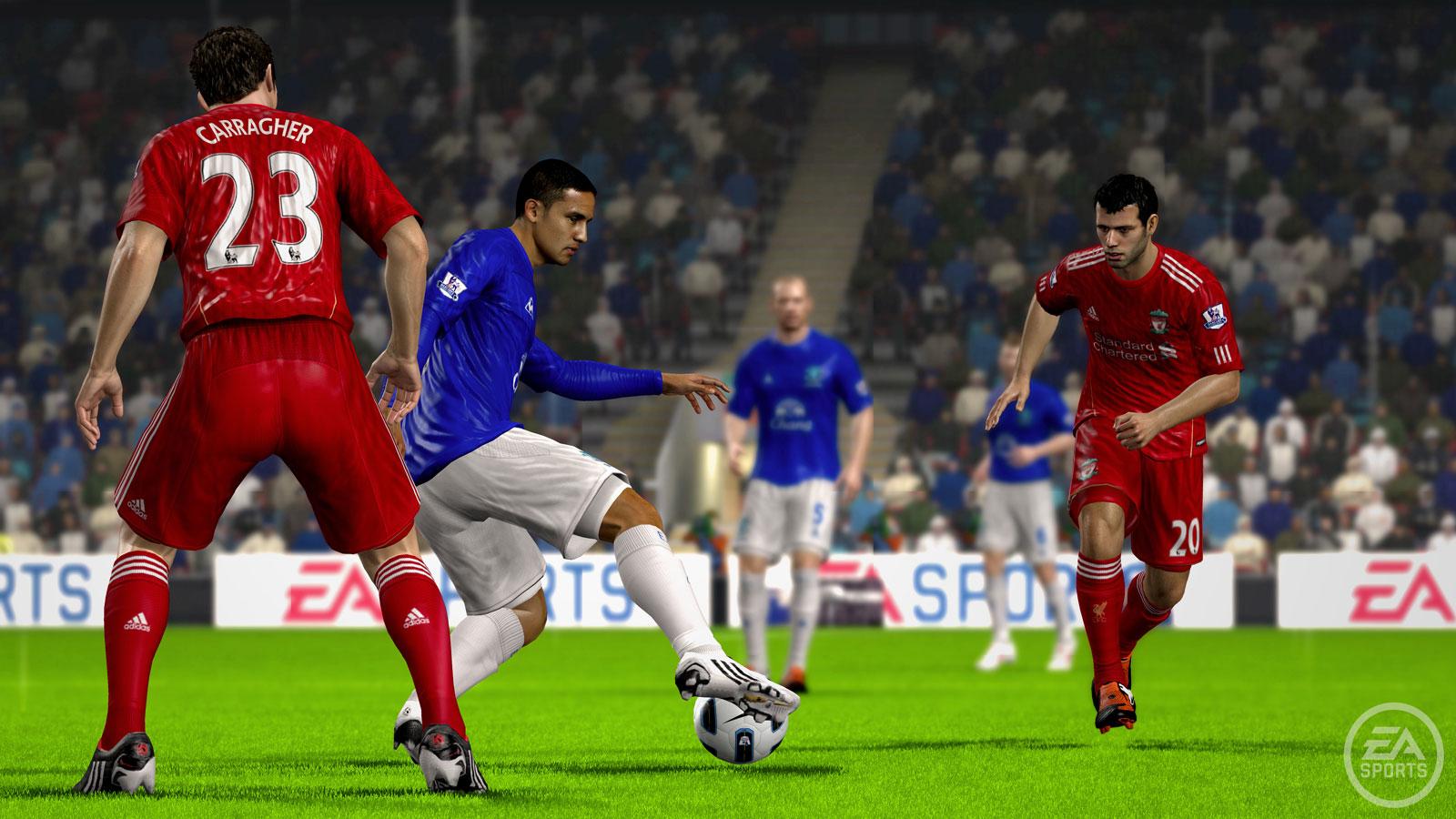 FIFA 11 – nejlepší se stal ještě lepším 12888