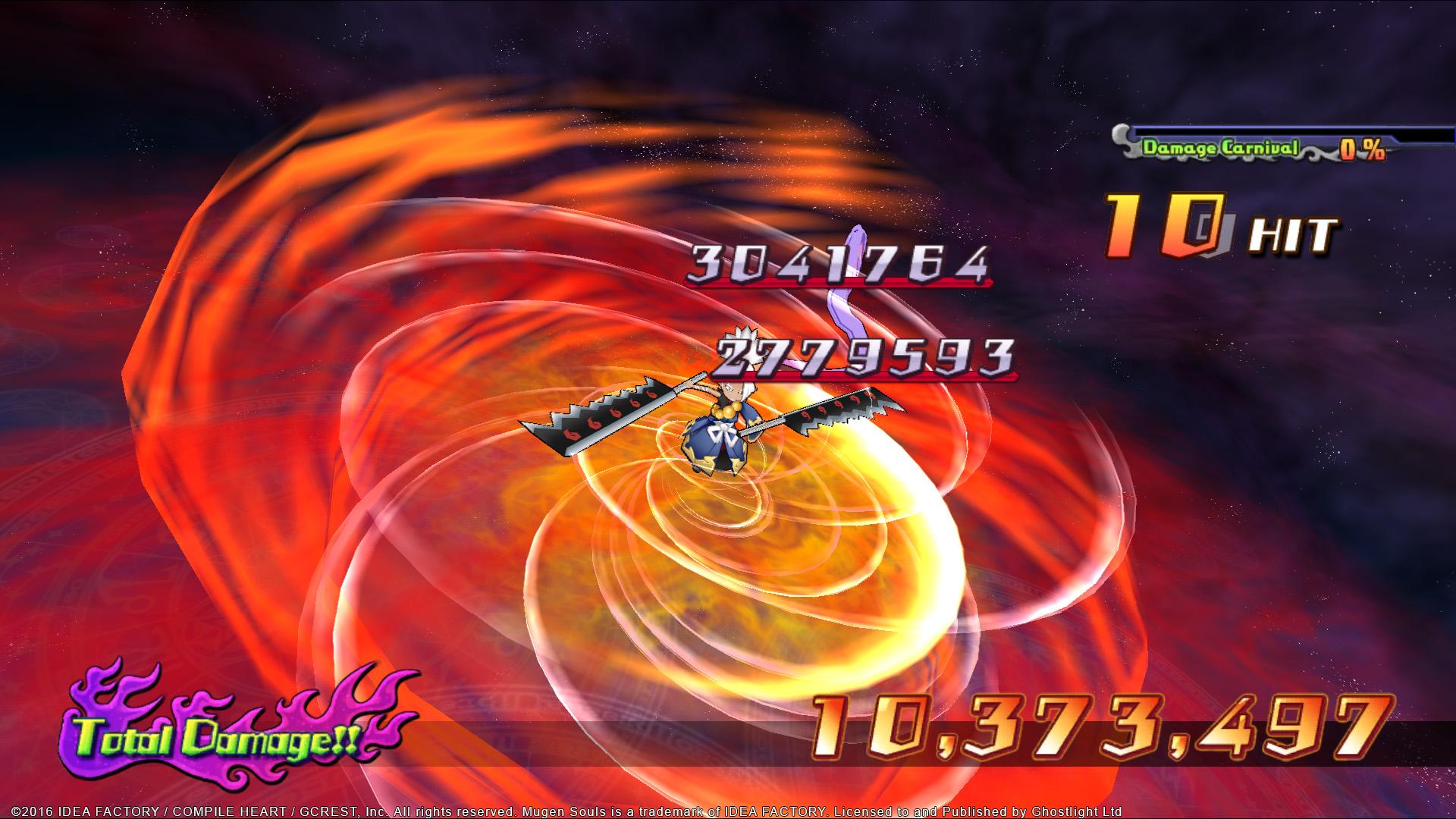 Mugen Souls Z vychází na PC 25. srpna 128881