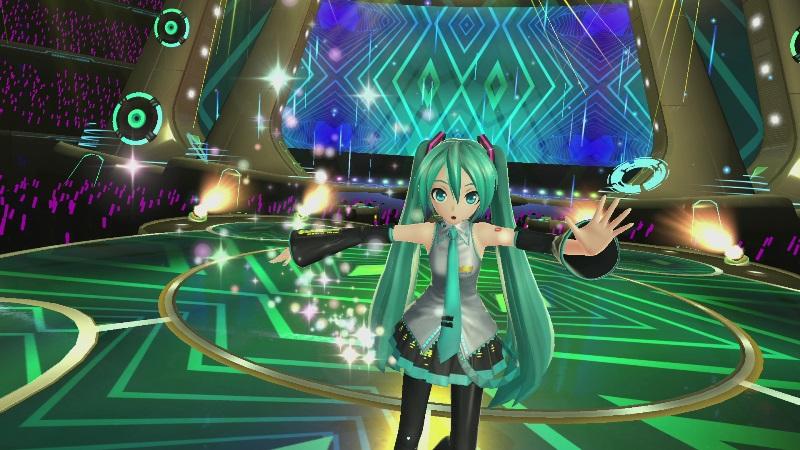 Hatsune Miku: VR Future Live dorazí na západ 14. října 128890