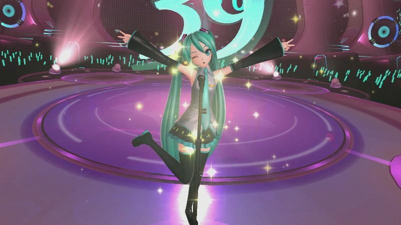 Hatsune Miku: VR Future Live dorazí na západ 14. října 128891