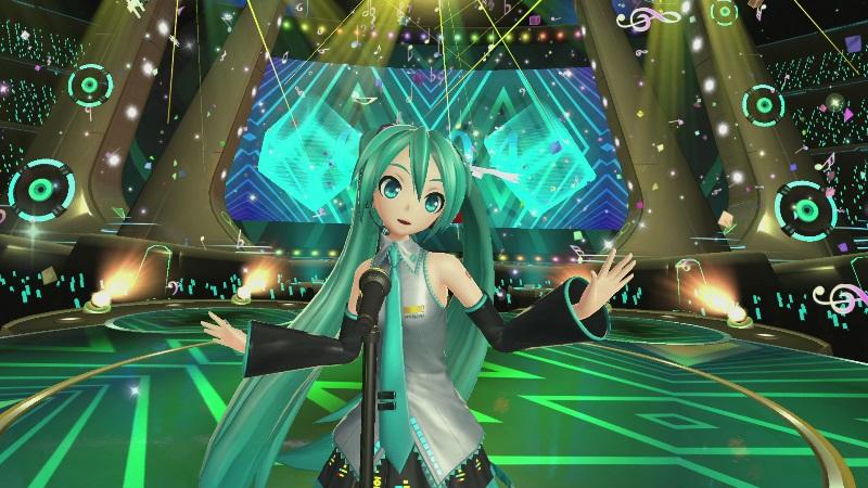 Hatsune Miku: VR Future Live dorazí na západ 14. října 128892
