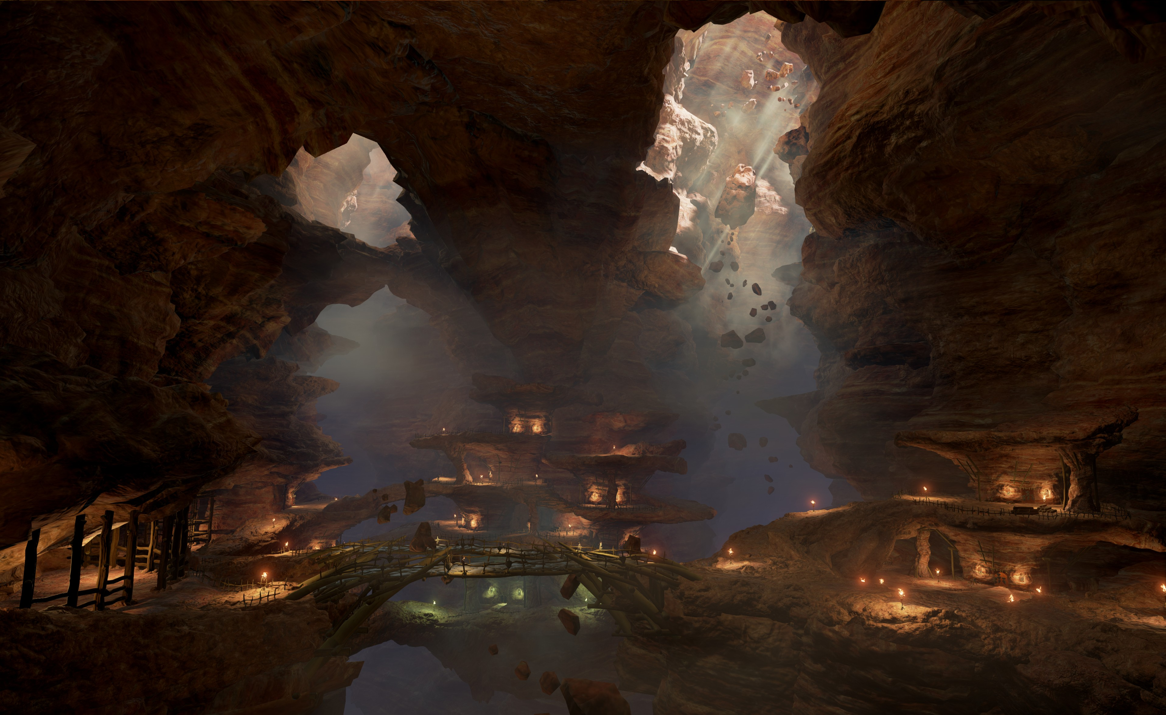 Scalebound na screenshotech z Gamescomu 128918
