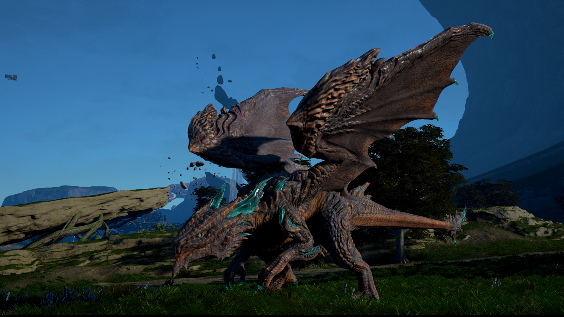 Scalebound na screenshotech z Gamescomu 128921
