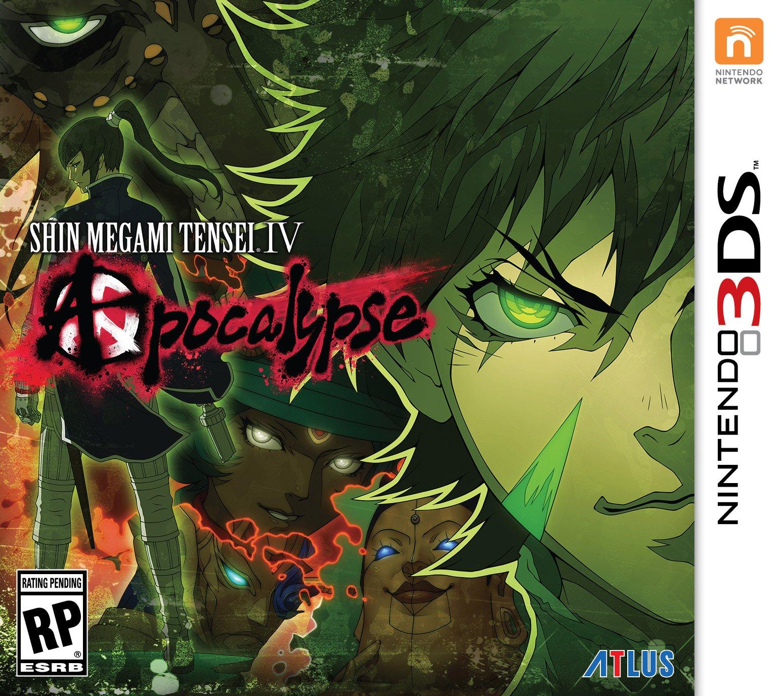 Jakou zvolit v Shin Megami Tensei IV: Apocalypse strategii? 128937