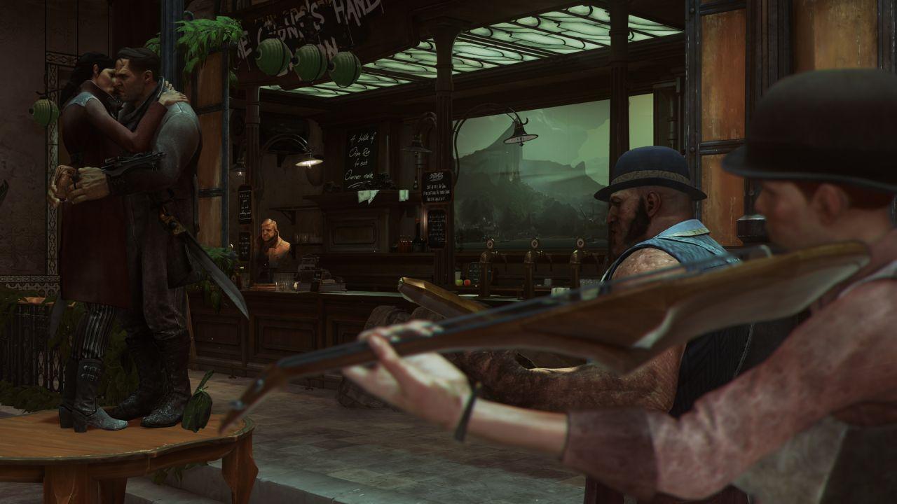 Další várka obrázků z druhého Dishonored a Quake Champions 128953
