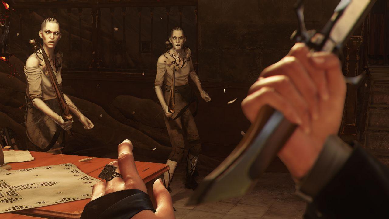 Další várka obrázků z druhého Dishonored a Quake Champions 128954