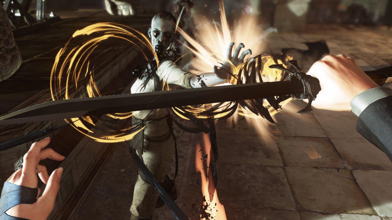 Další várka obrázků z druhého Dishonored a Quake Champions 128955