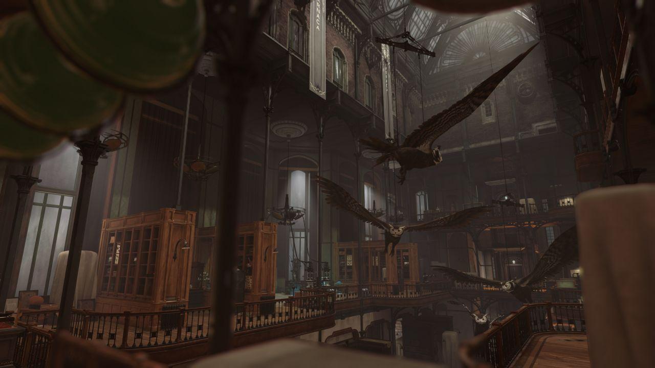 Další várka obrázků z druhého Dishonored a Quake Champions 128956