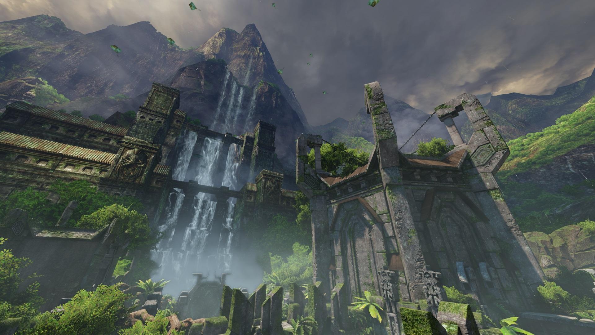 Další várka obrázků z druhého Dishonored a Quake Champions 128965