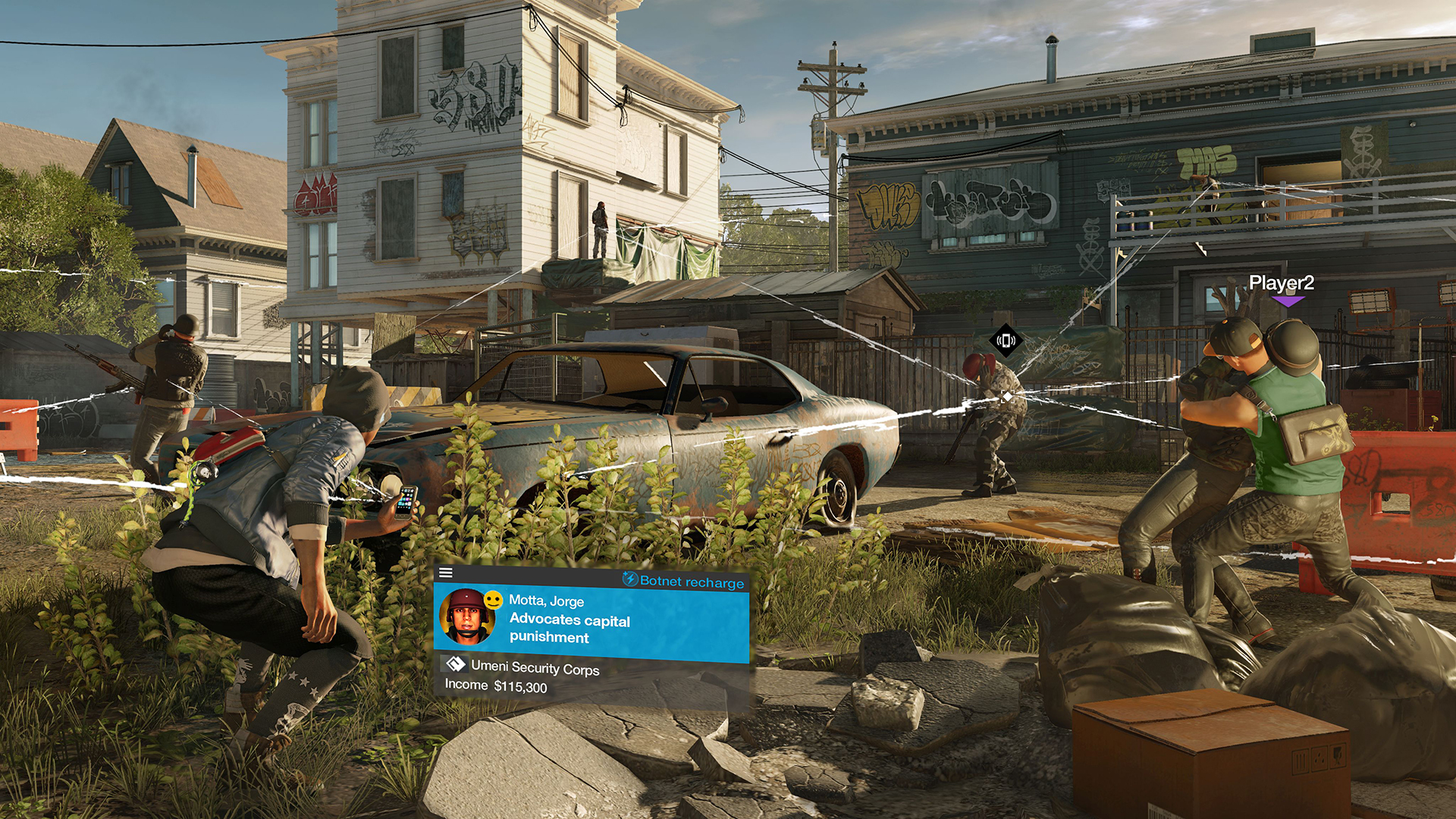 Galerie: Watch Dogs 2, For Honor, Halo Wars 2 129013