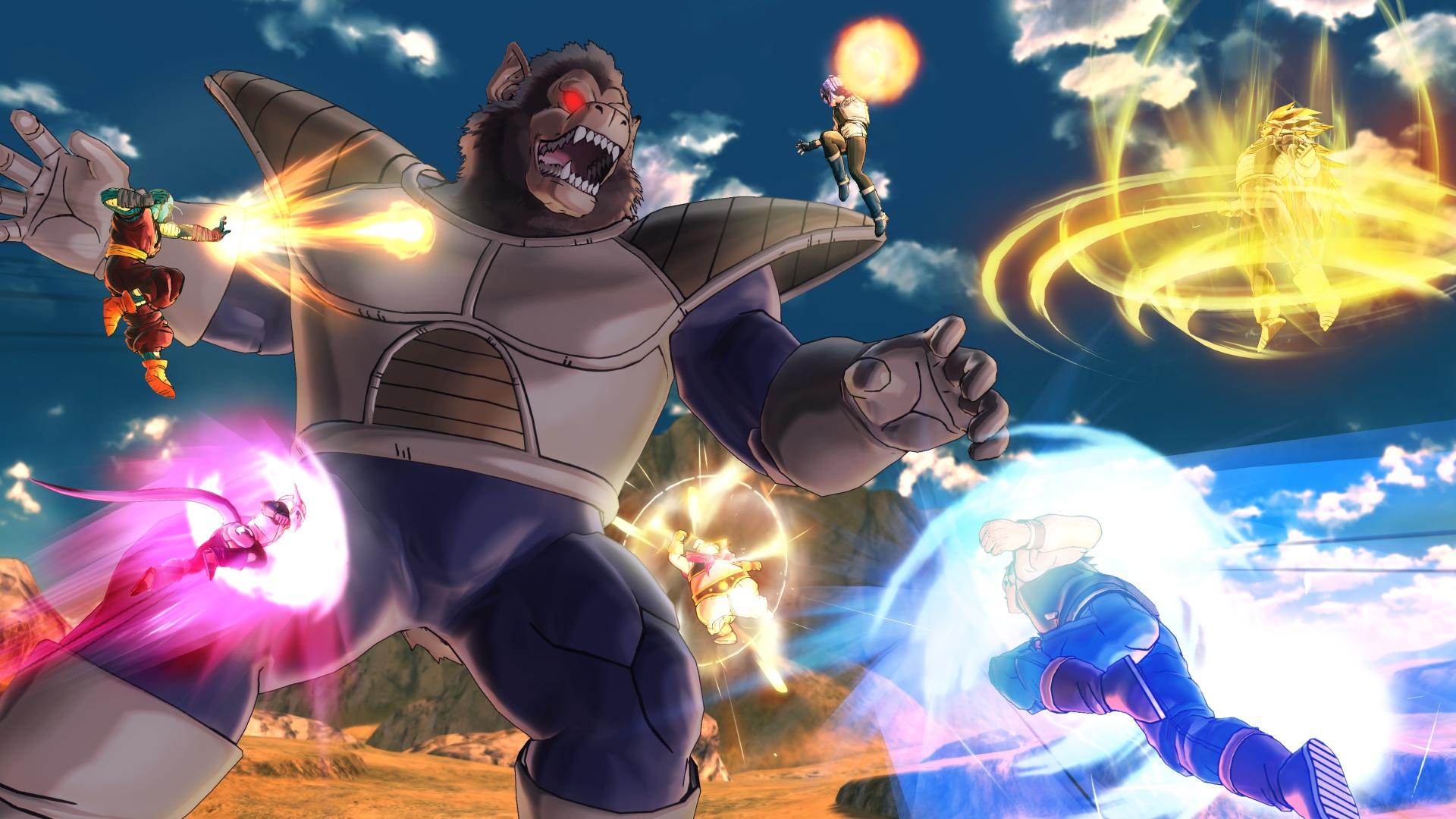 Dragon Ball Xenoverse 2 na letošním Gamescomu 129151