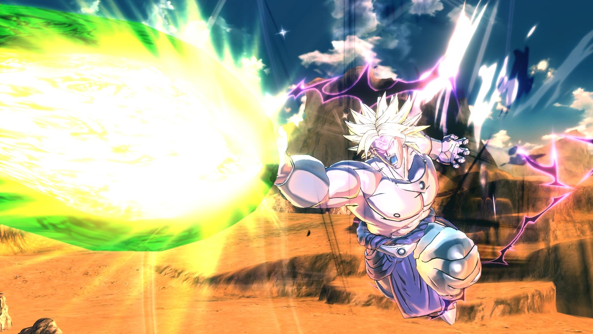Dragon Ball Xenoverse 2 na letošním Gamescomu 129153