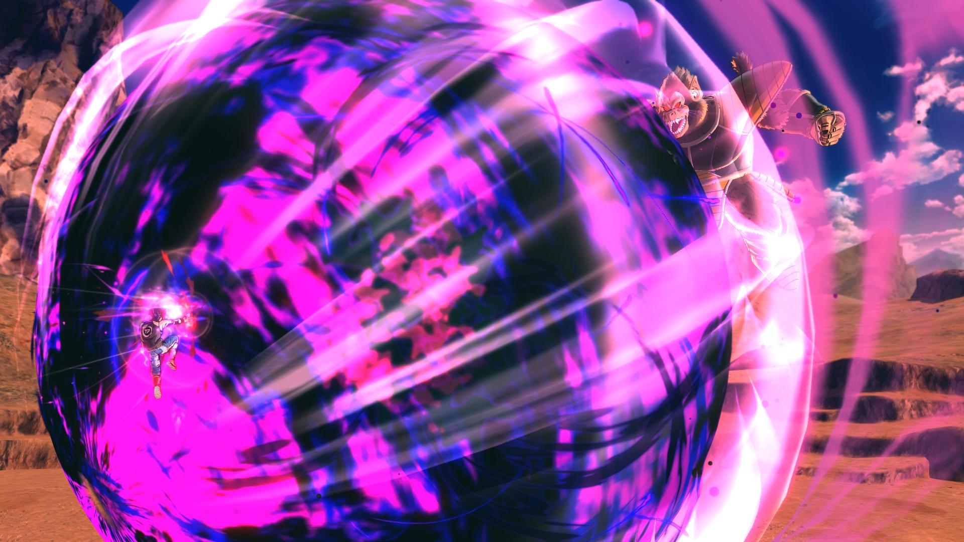 Dragon Ball Xenoverse 2 na letošním Gamescomu 129154