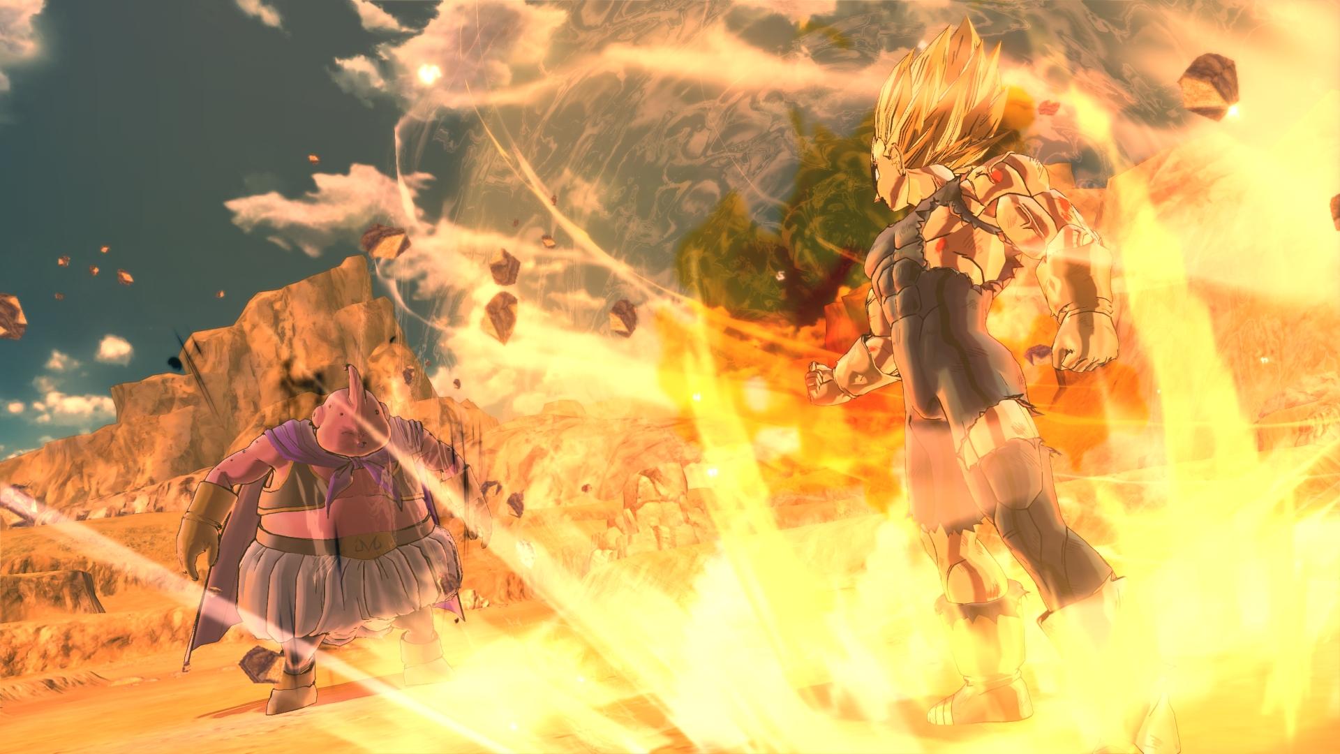 Dragon Ball Xenoverse 2 na letošním Gamescomu 129155