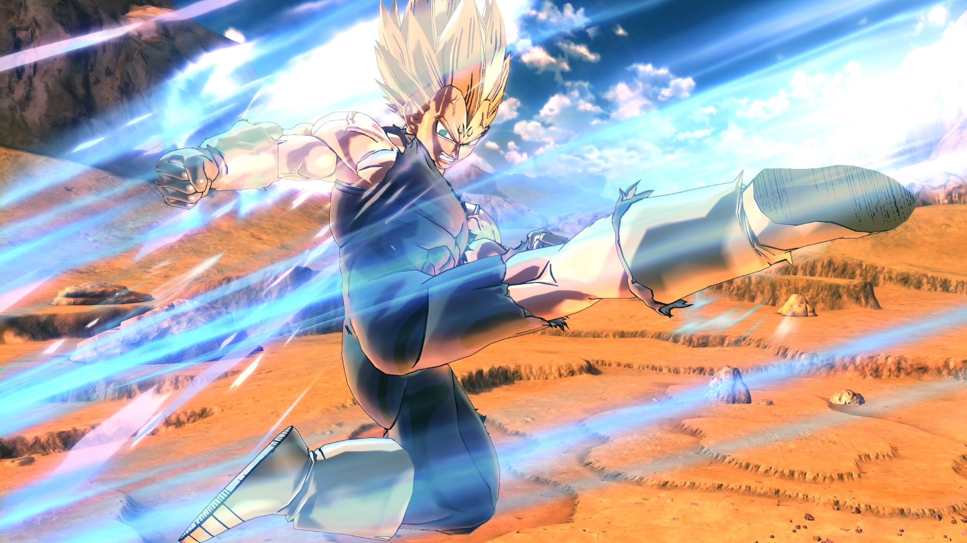 Dragon Ball Xenoverse 2 na letošním Gamescomu 129156