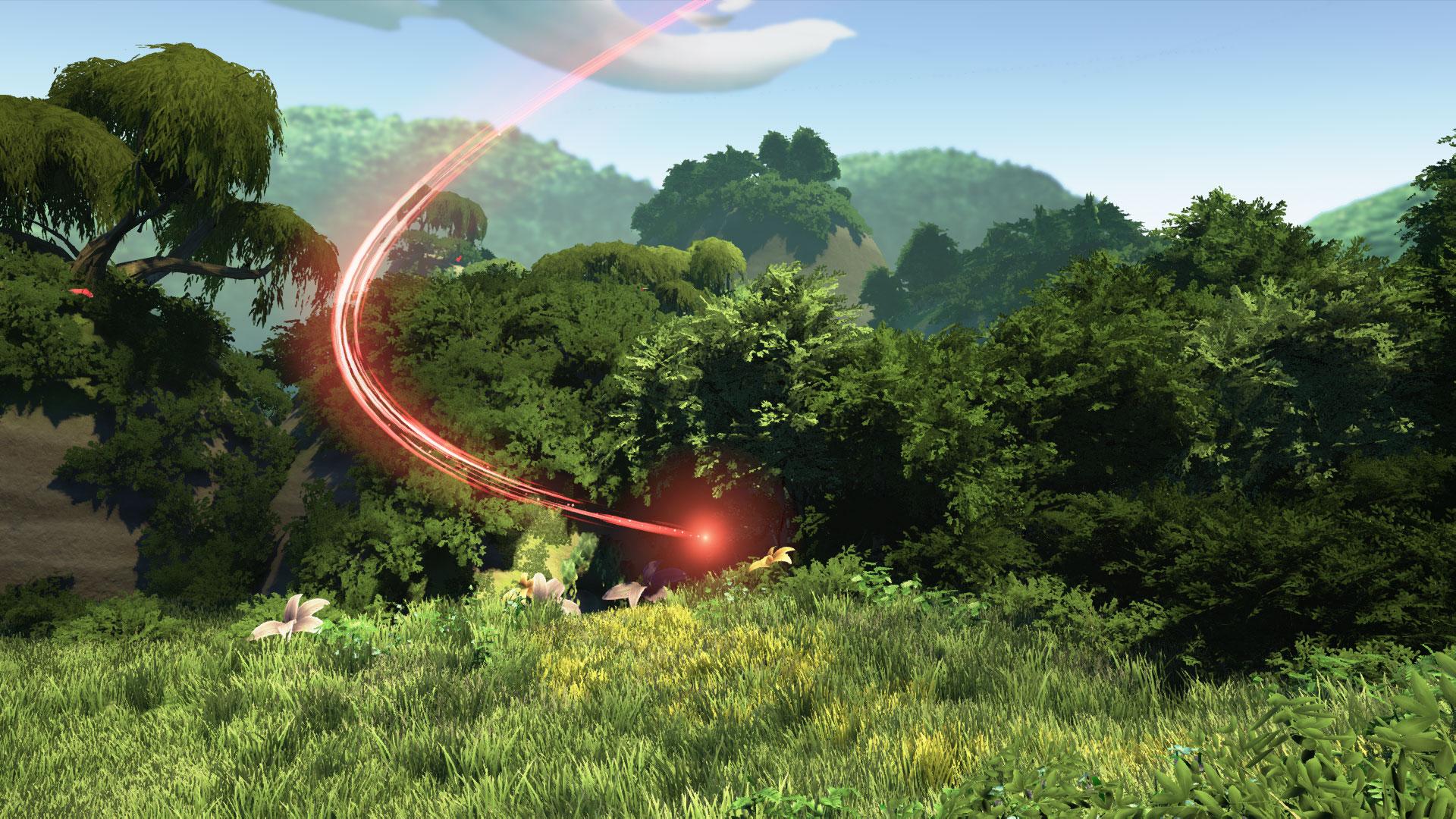 Indie hra Lost Ember vypadá naprosto úchvatně 129214