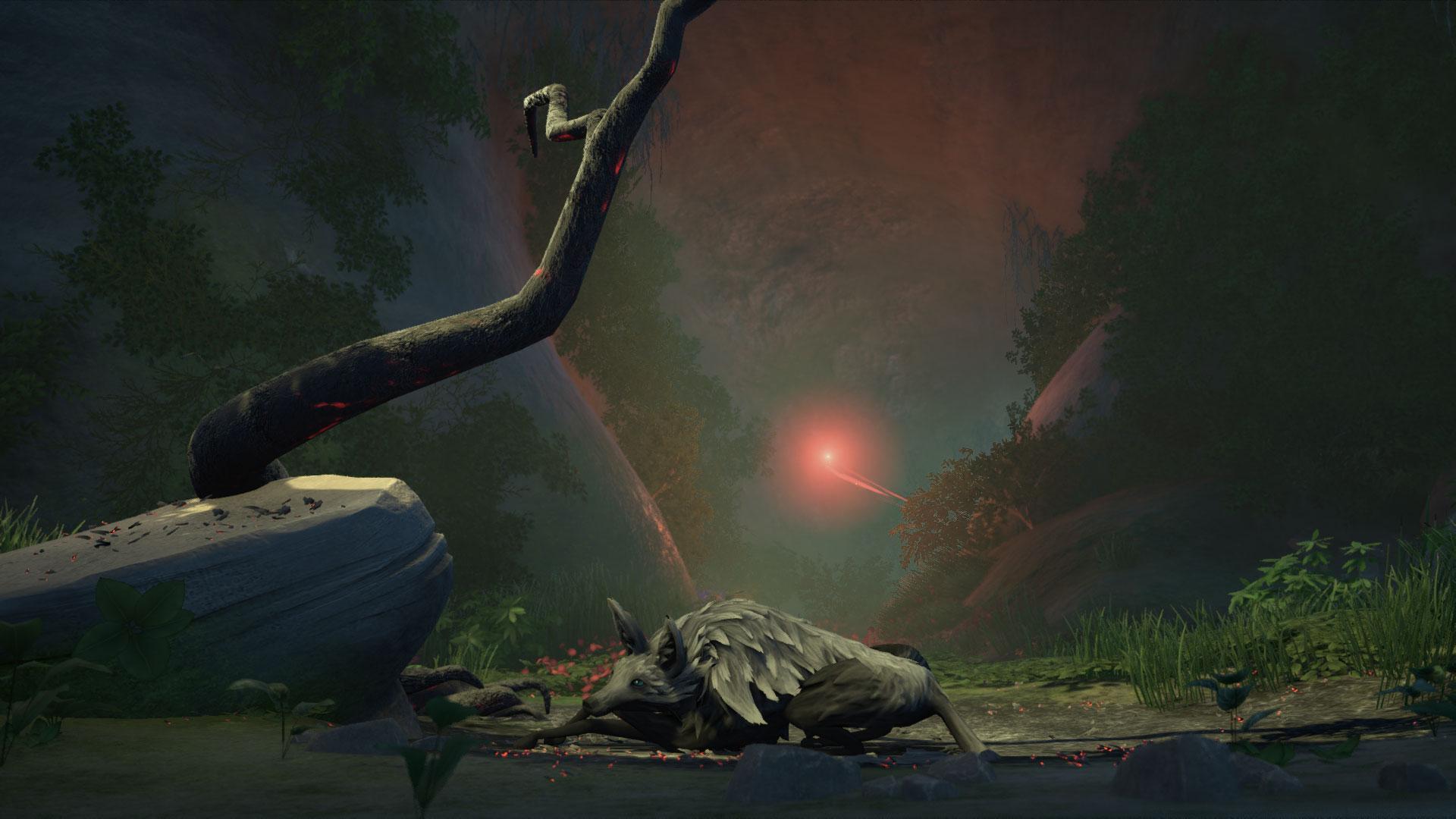 Indie hra Lost Ember vypadá naprosto úchvatně 129215