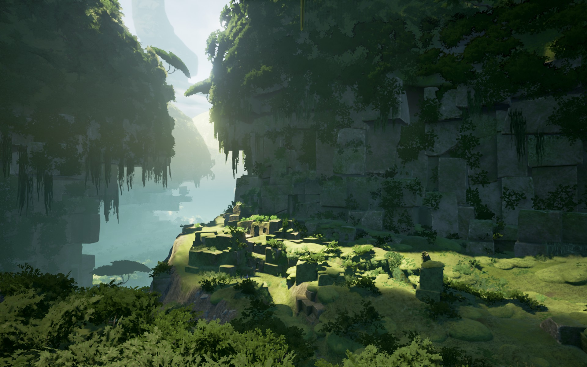 Indie hra Lost Ember vypadá naprosto úchvatně 129217