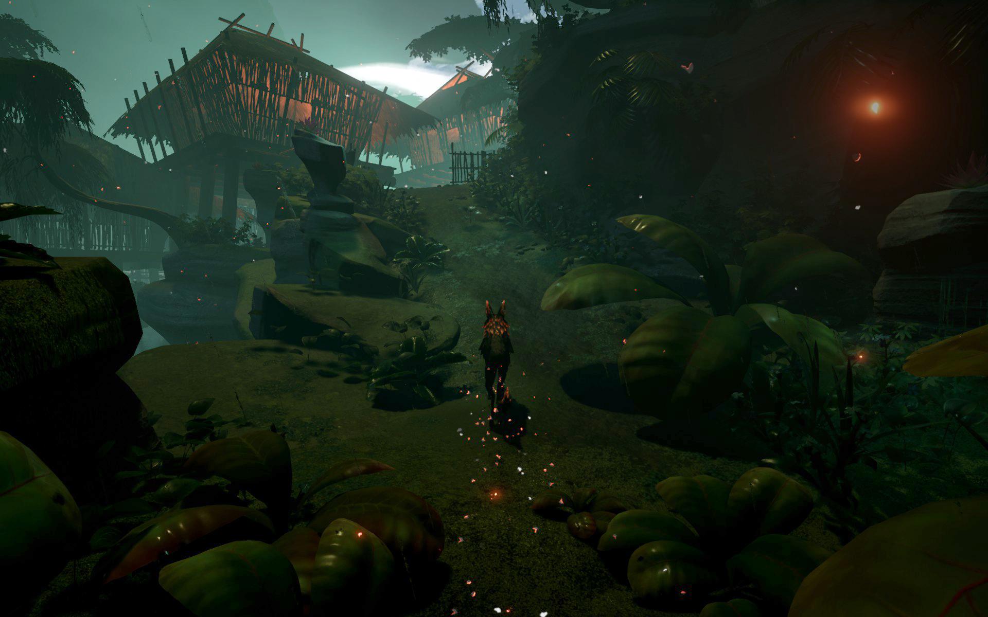 Indie hra Lost Ember vypadá naprosto úchvatně 129221