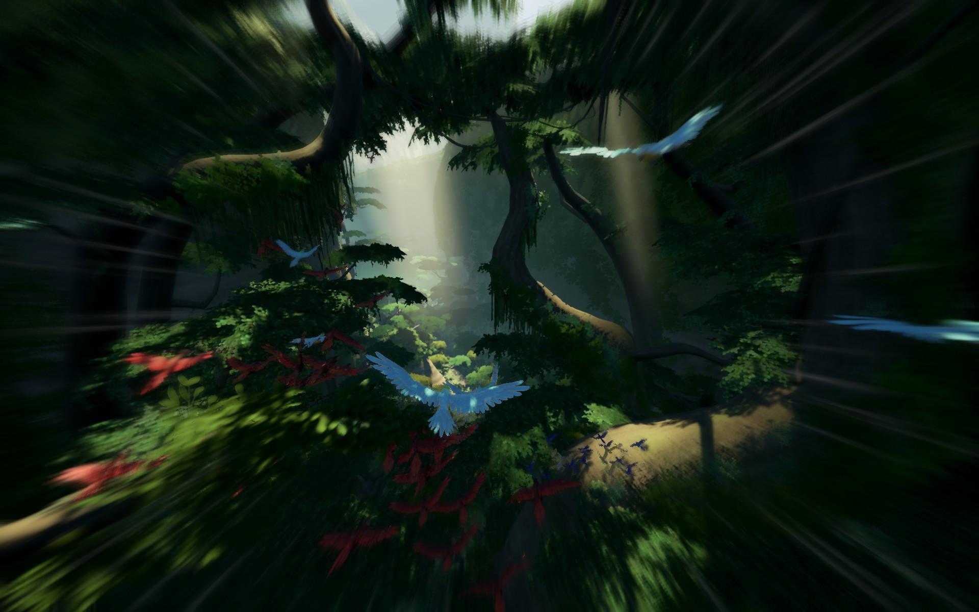 Indie hra Lost Ember vypadá naprosto úchvatně 129222