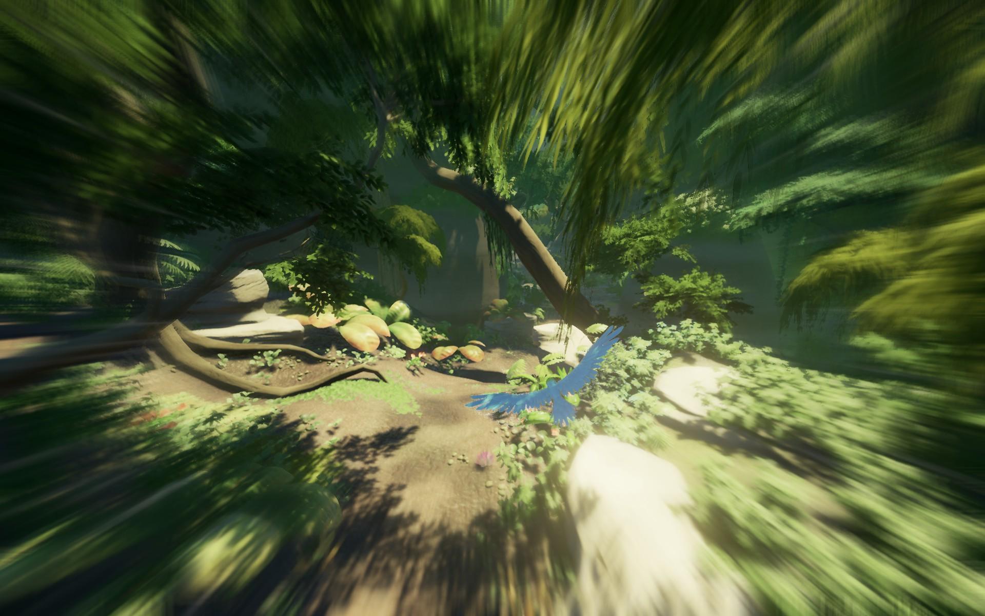 Indie hra Lost Ember vypadá naprosto úchvatně 129223