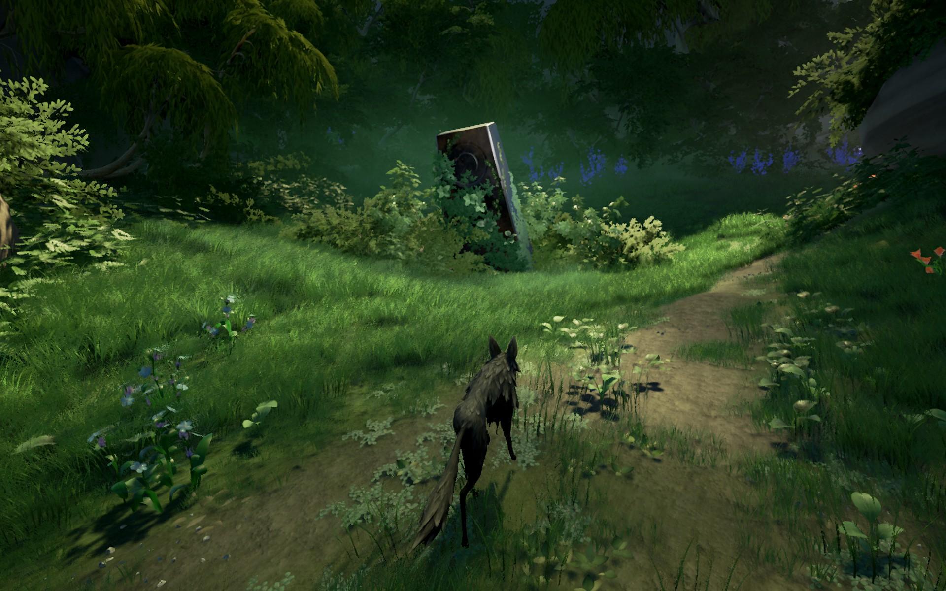Indie hra Lost Ember vypadá naprosto úchvatně 129226