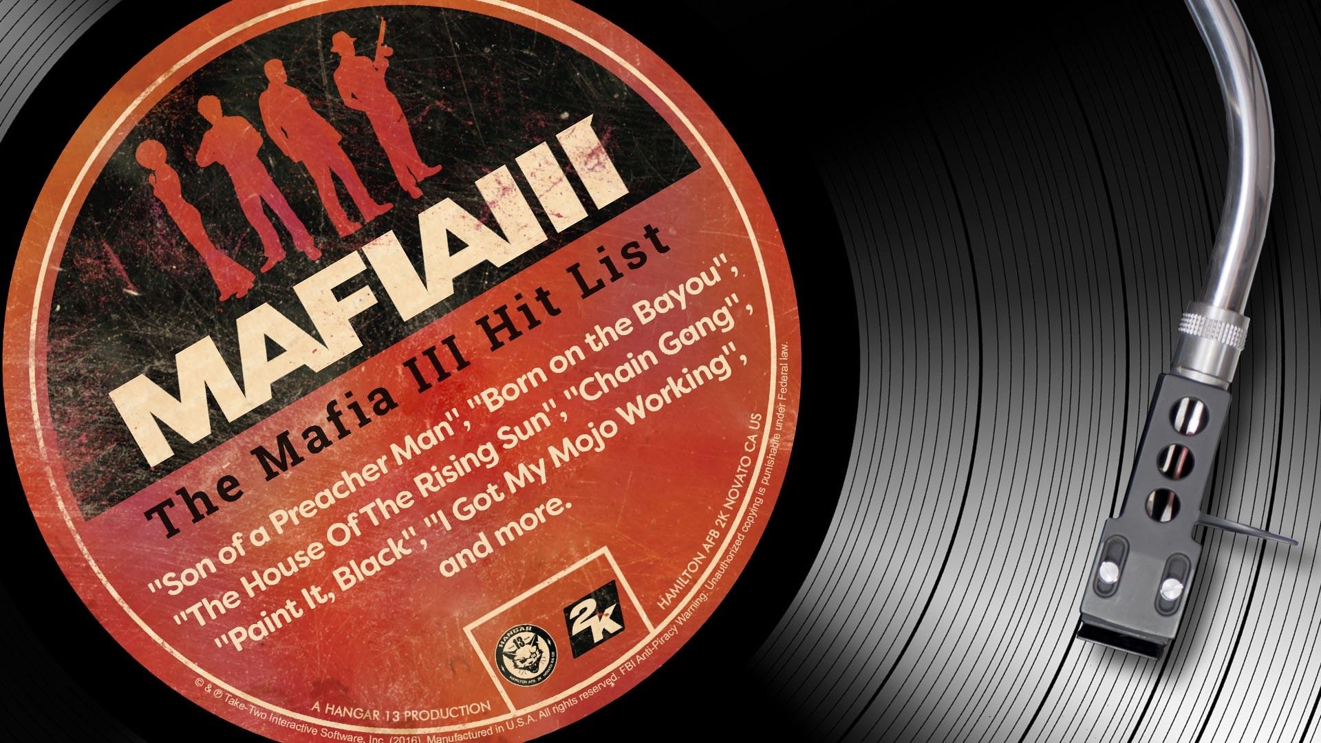 V Mafii 3 uslyšíme více než 100 licencovaných skladeb 129243