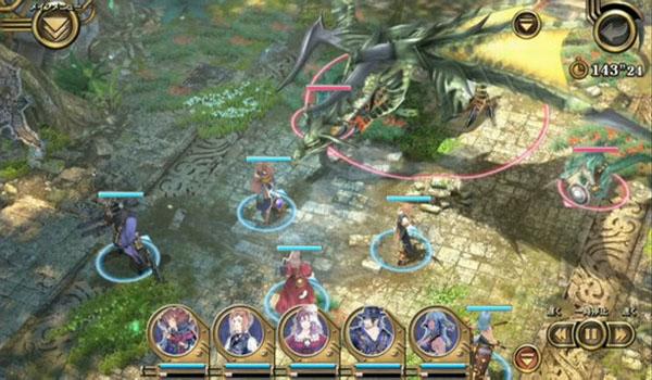 Čeká nás Granblue Fantasy Project Re: Link a Lost Order 129308