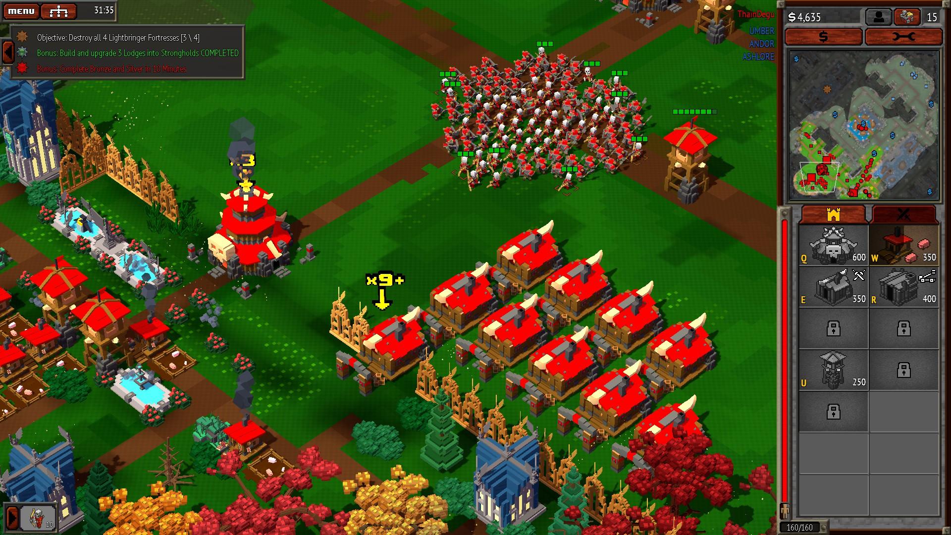 8-Bit Hordes – jednoduché válčení 129361