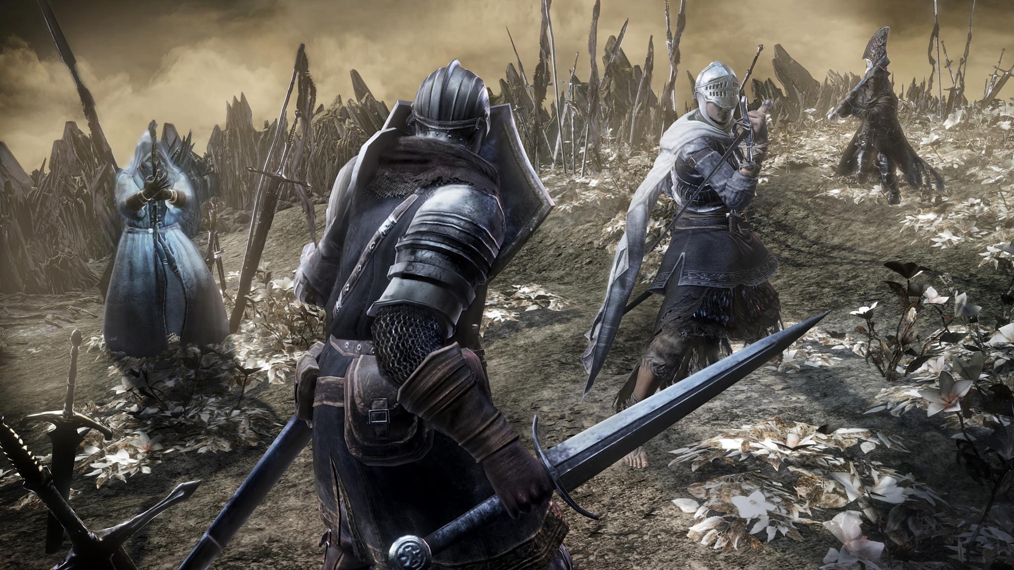 25. října vyjde první DLC pro Dark Souls 3 129415