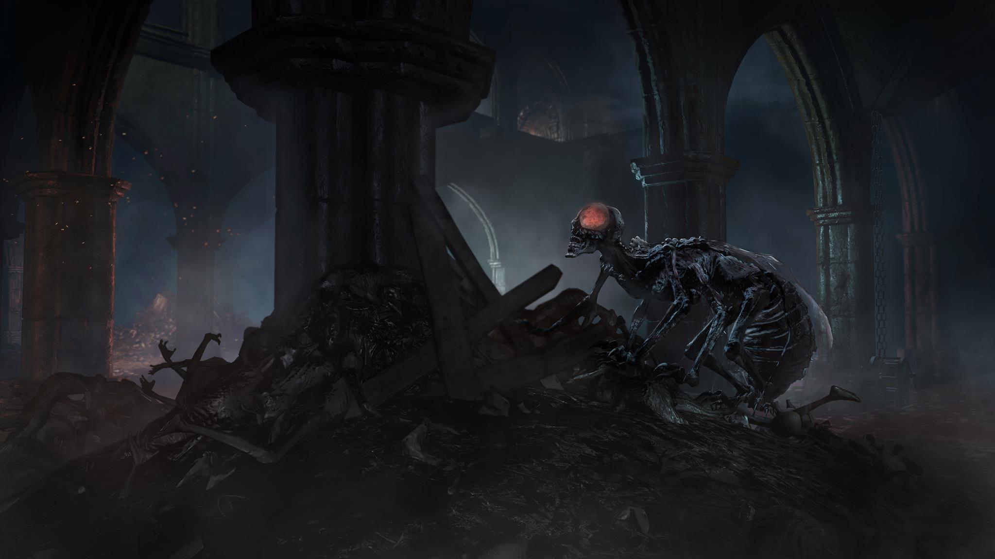 25. října vyjde první DLC pro Dark Souls 3 129424