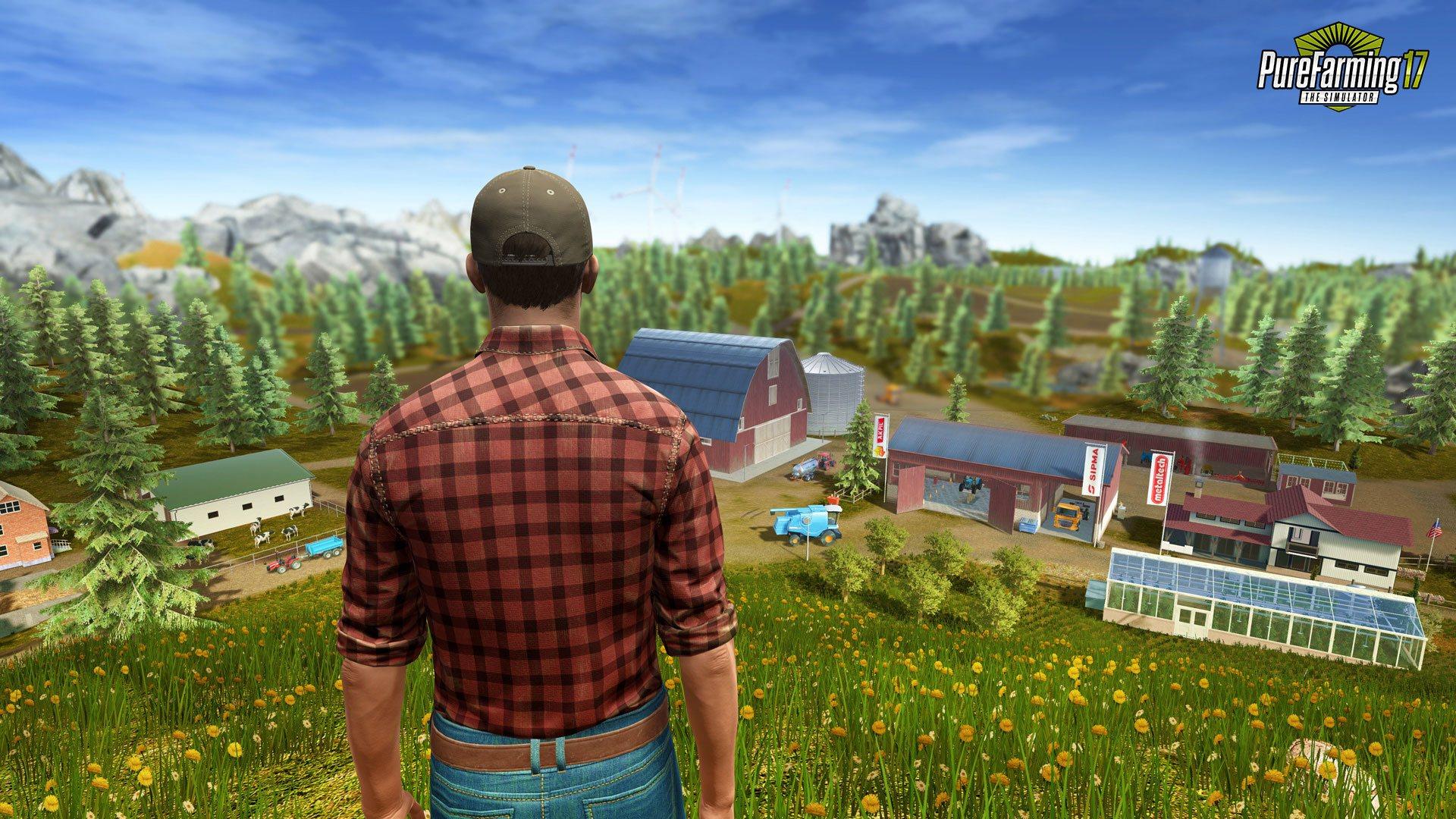 V Pure Farming 17 zemědělcem na čtyřech kontinentech s odlišnými plodinami 129521