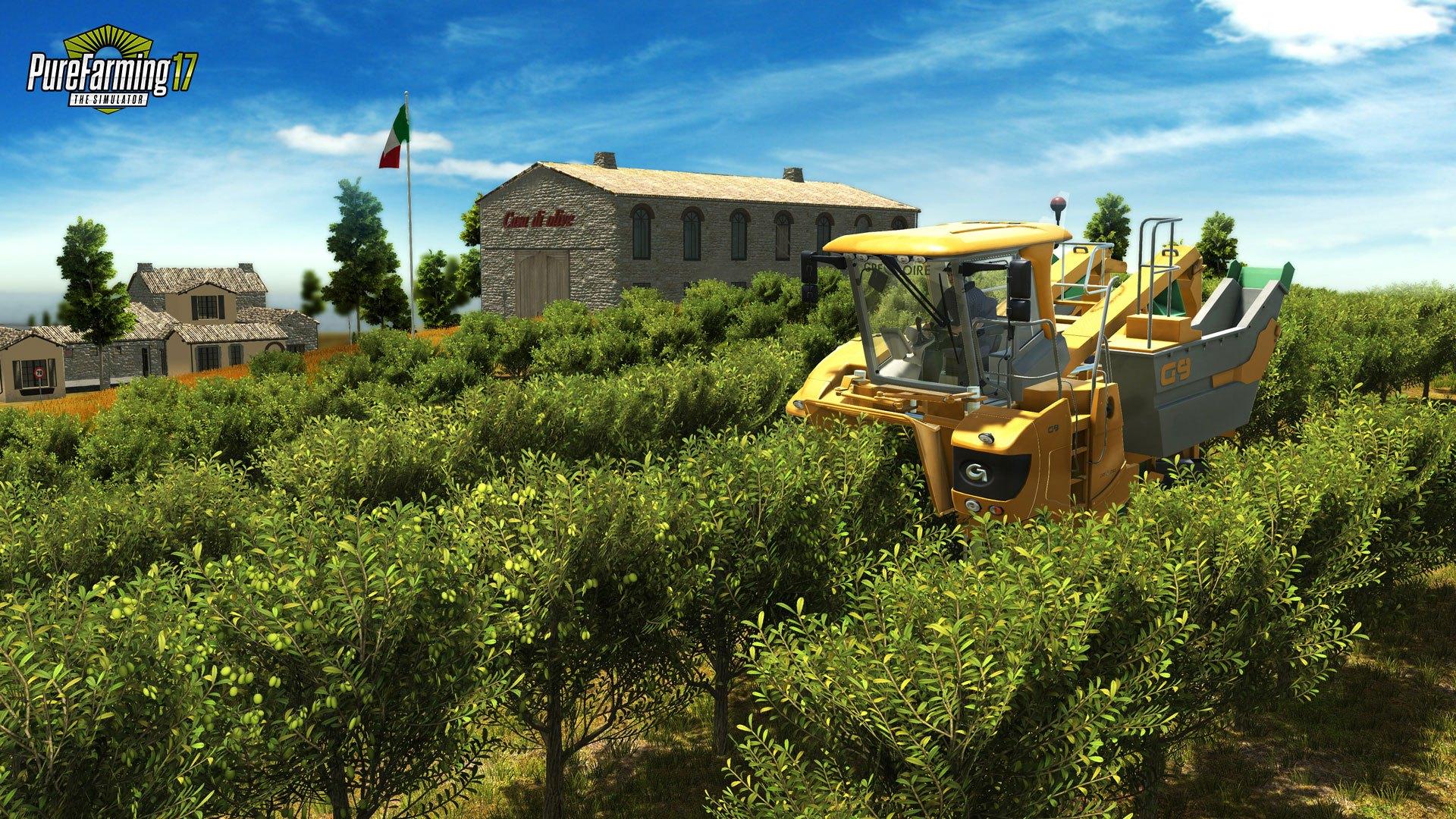 V Pure Farming 17 zemědělcem na čtyřech kontinentech s odlišnými plodinami 129523